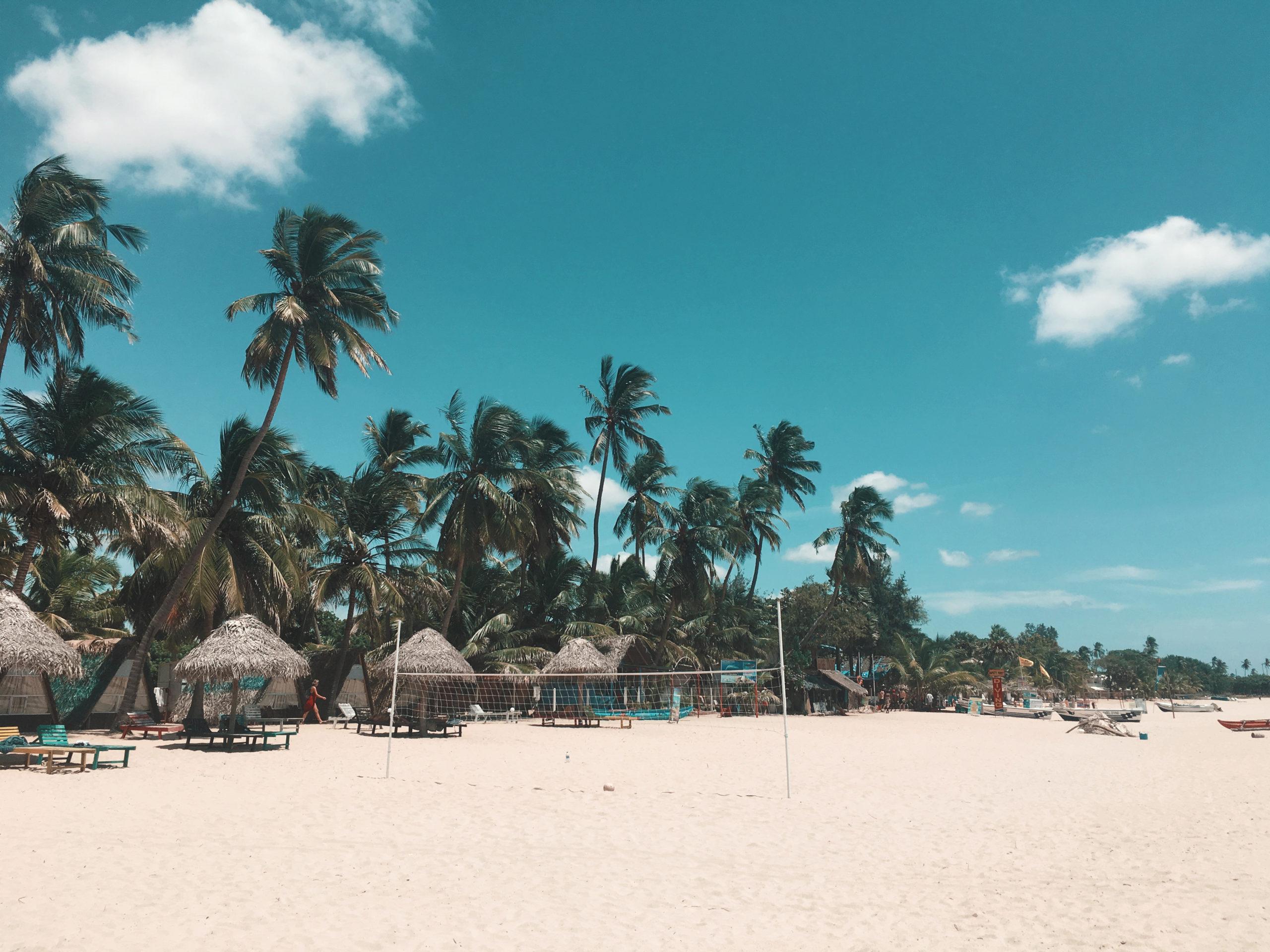 Backpacking Tour durch Sri Lanka