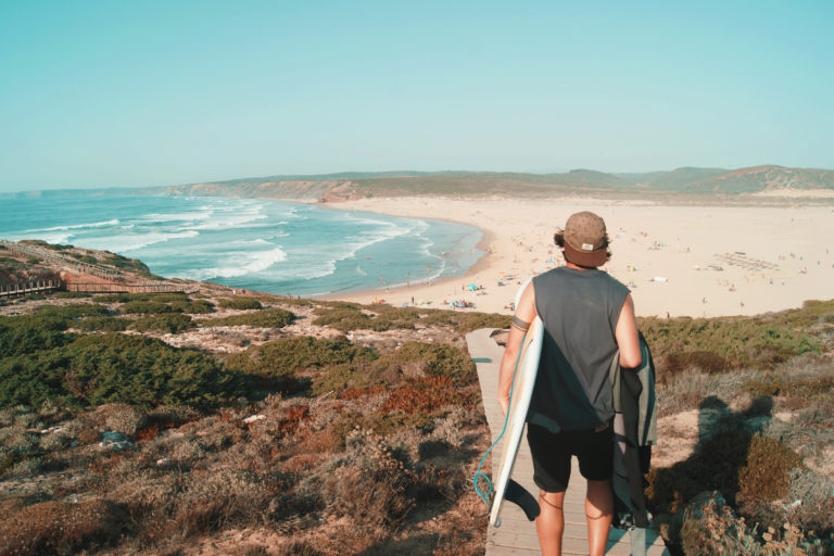 Top 5 Surfspots in Portugal