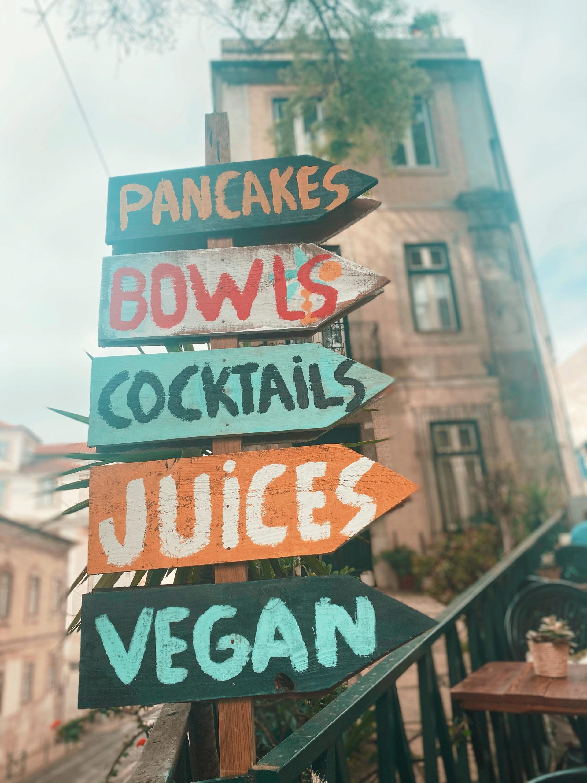 Top 5 Food & Drink Guide Lissabon