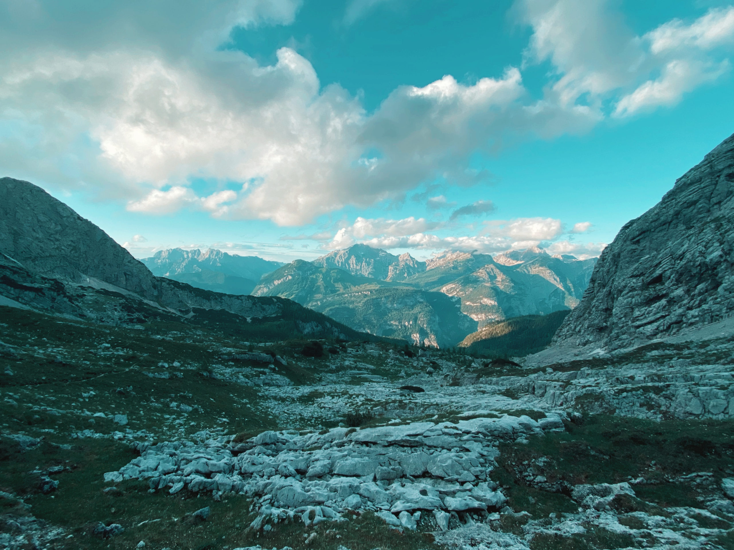 Wanderung zur Passauer Hütte